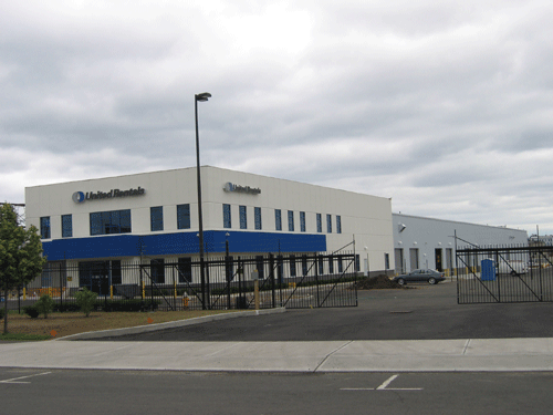 Pedersen Building Systems - United Rentals - Bridgeport, CT
