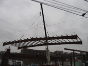 Pedersen Building Systems-  Bus Canopy- Hoboken, NJ