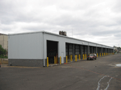 Pedersen Building Systems- United Rentals-Bridgeport, CT
